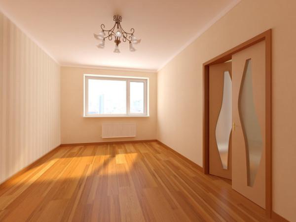 А в такой квартире можно поселиться буквально сразу