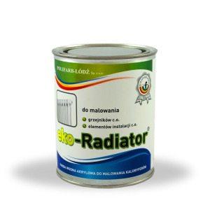 Акриловая краска для радиаторов.