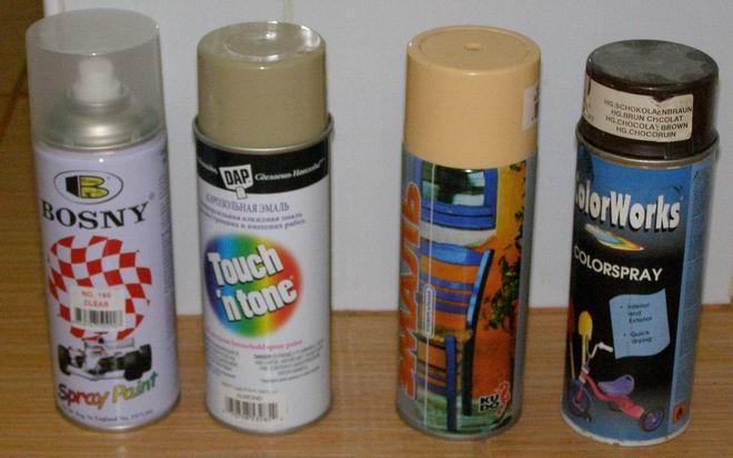 краска для асфальта в баллончиках для рекламы для любителей