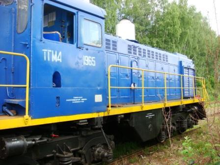 Алкидные эмали используют для окрашивания транспортных средств и поездов.