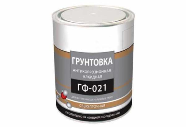 Алкидный антикоррозионный грунт - отличное средство для обработки металла и древесины