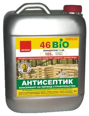 Антисептик для защиты древесины