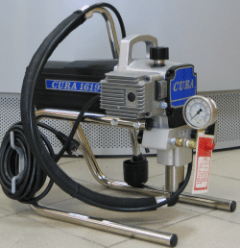 Аппарат высокого давления для покраски CURA 1619