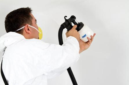 Безопасность при работе с краской