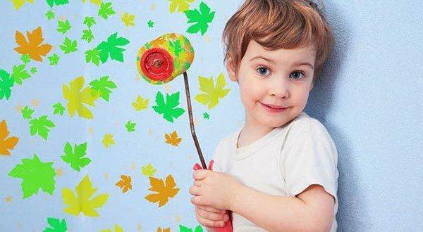 Безопасность состава позволяет рекомендовать его для детских комнат.