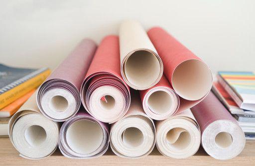 бумажные обои для стен: