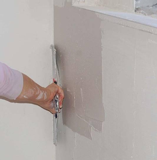 Стены под покраску своими руками фото