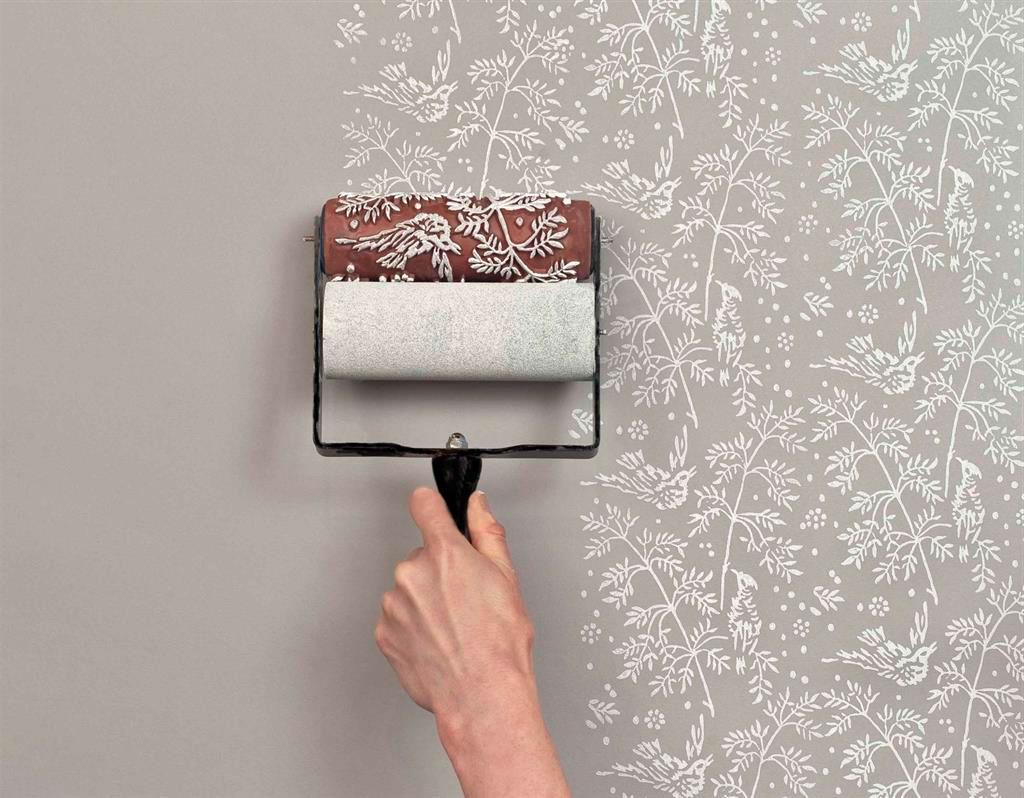 Эксклюзивная покраска стен мастер класс инструкция #8