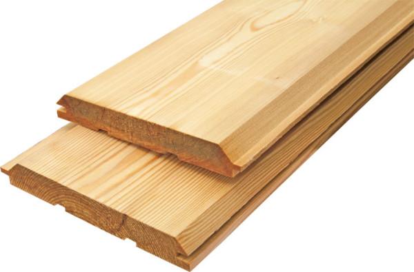 Деревянные панели для обшивки