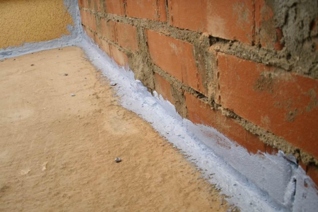 Гидроизоляция на полу на балконе - catalog-avtoru.ru - cайт .
