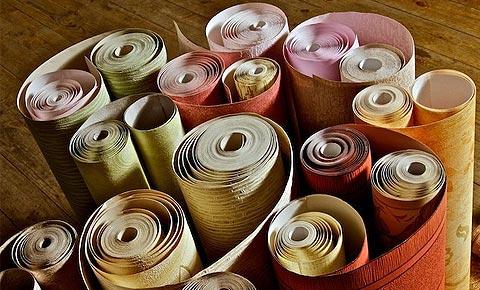 Фото заготовленных рулонов