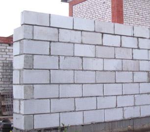Главная задача штукатурного раствора – надежно защищать стены из газосиликатных блоков от воздействия неблагоприятных погодных воздействий