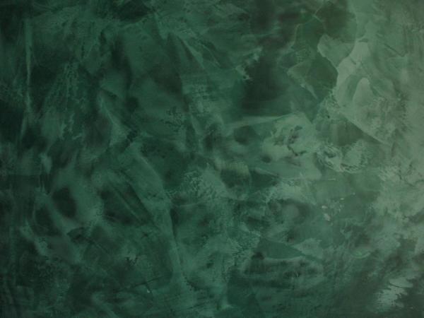 Готовый результат нанесения SADOLIN Marmor на стены