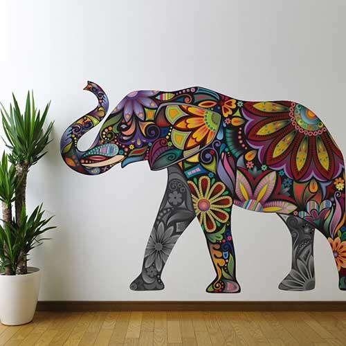 Индийский слон прямо у вас дома!