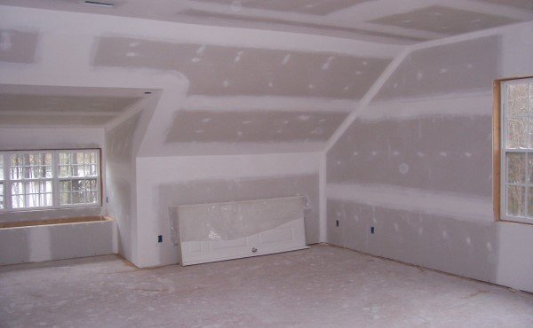 Из ГКЛ можно создавать конструкции разнообразных форм.