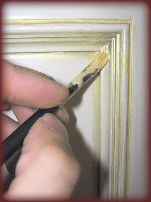 Чем покрасить межкомнатные двери мдф