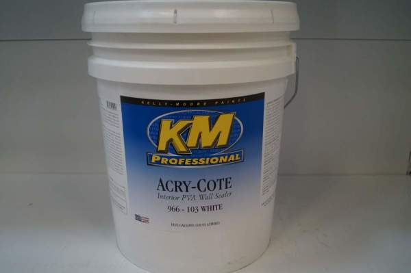 Kelly-Moore Paints 966 ACRY-COTE Interior PVA Wall Sealer (поливинилацетатная)