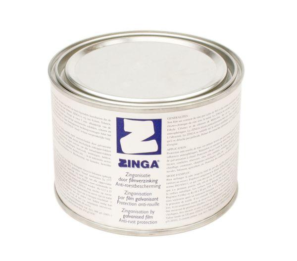 Краска для металлических поверхностей - Zinga