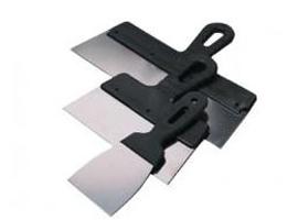 Малярные шпатели идеальны для проведения небольших объемов отделочных работ
