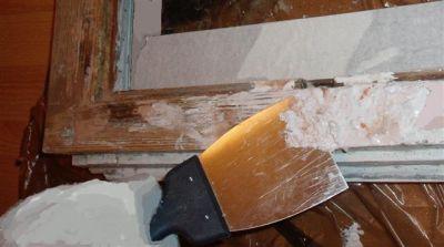 Чем снять лак со старой мебели в домашних условиях