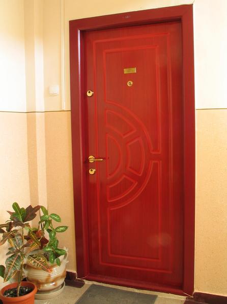 Чем отделать металлическую дверь изнутри