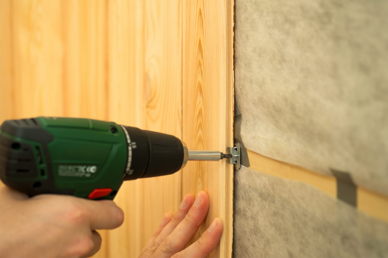 Укладка стеновых панелей своими руками видео