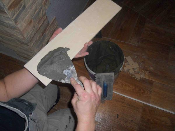 Как укладывать декоративный кирпич для внутренней отделки