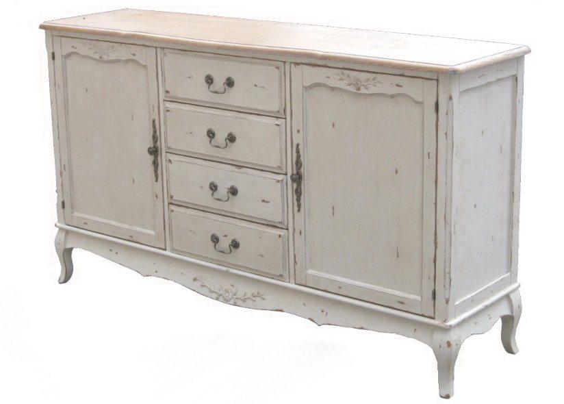 Как покрасить мебель в стиле прованс своими руками 10