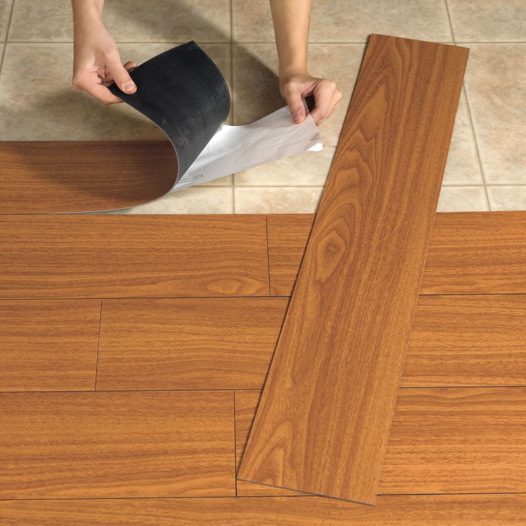 Ceramic tile vs laminate flooring