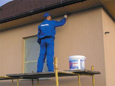 как раскрасить дом снаружи фото
