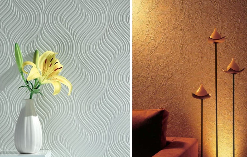 наложении обои для стен под покраску каталог работу Барнауле