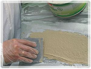Шпатлевка со стекловолокном своими руками