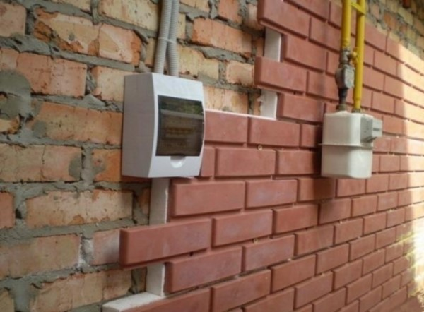 Наружная облицовка термопанелями