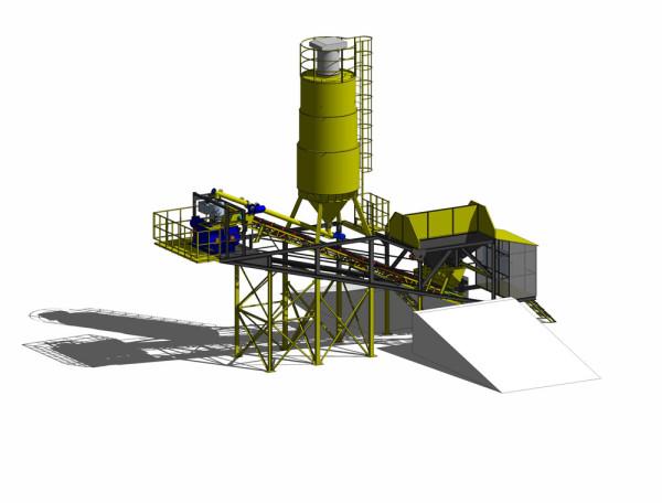 Необходимые для производства работ составы могут быть заказаны на растворных узлах или заводах.