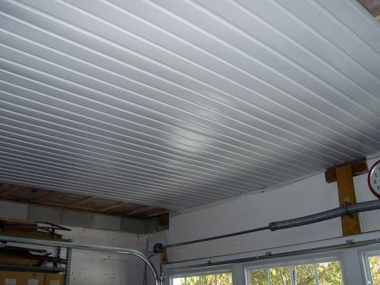 Lambris bois salle de bain castorama travaux chantier for Garage lambres lez douai
