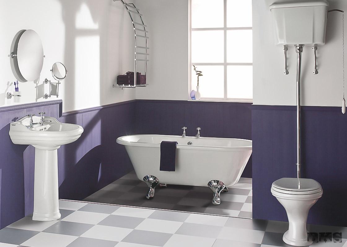 Покраска ванной комнаты идеи