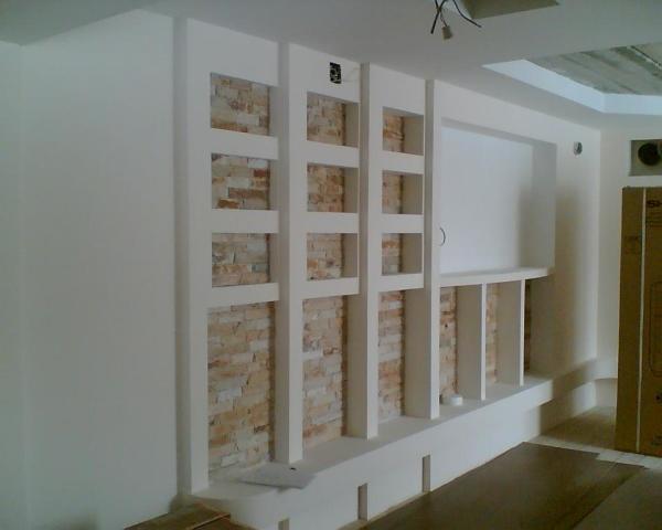 Как подготовить стены из гипсокартона к поклейке обоев