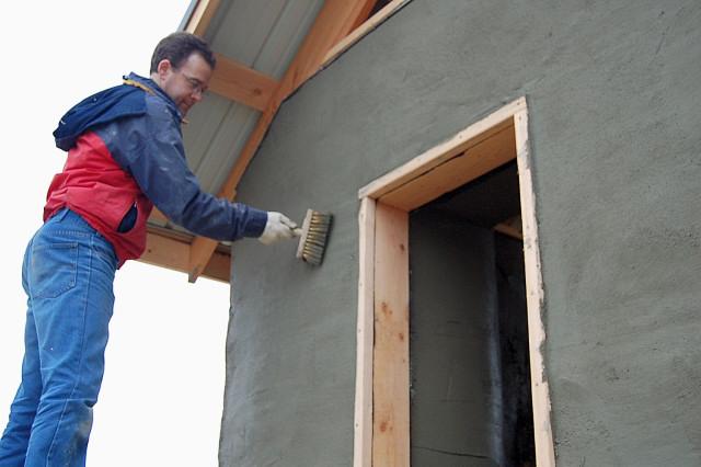 Штукатурить дом внутри своими руками