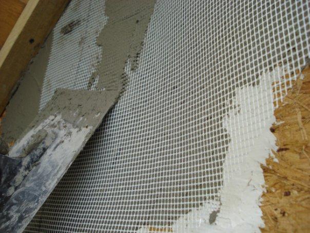 Штукатурка стен под сетку своими руками
