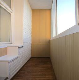 Частные мастера по отделки балконов.