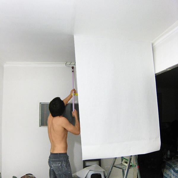 Обои для потолка под покраску