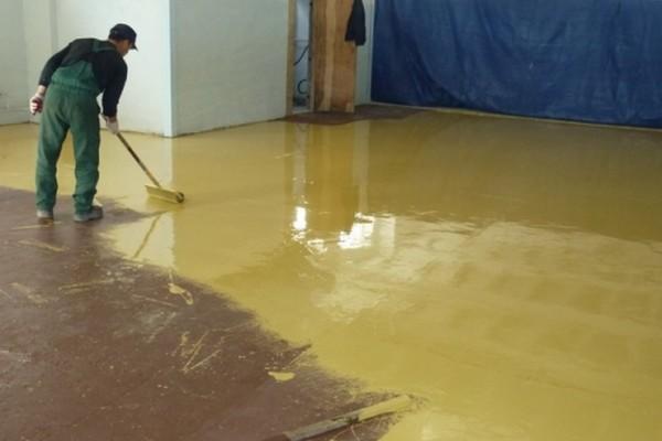 Эпаксідная фарба для бетону