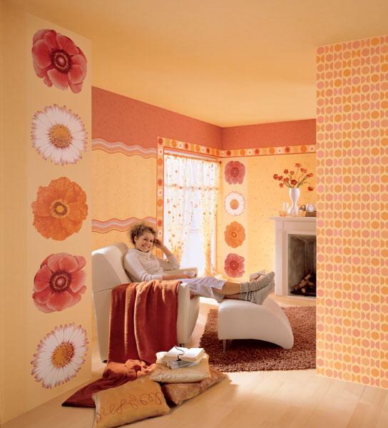 Покраска поверхностей гарантирует быстрое преображение помещения.