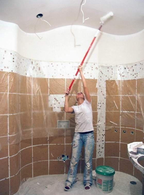 Faux plafond de platre le mans maison et devis nettoyer for Faux plafond miroir