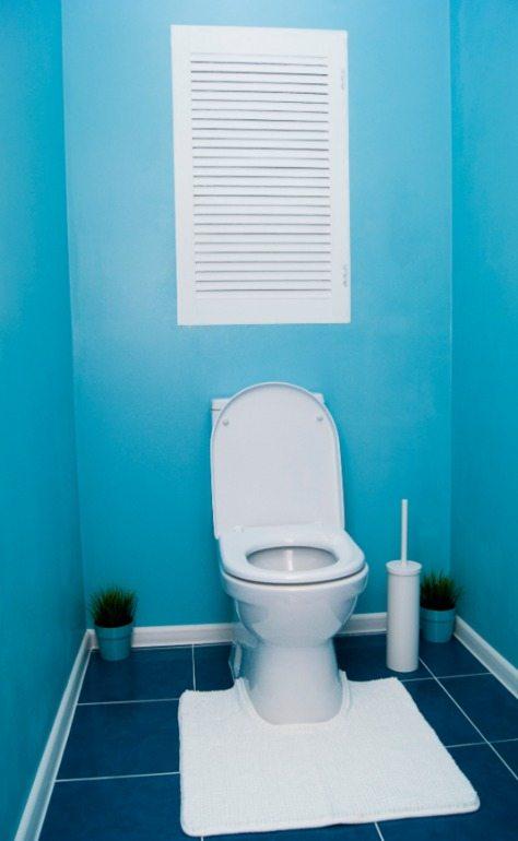 Как сделать в туалете стены