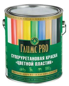 Полиуретановая краска ПВХ