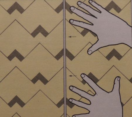 Пример подгонки рисунка