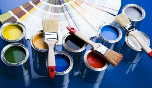 Разнообразие красок для тротуарной плитки