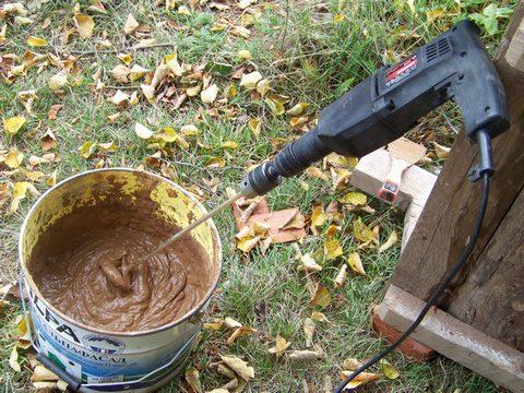 Как штукатурить печку из кирпича