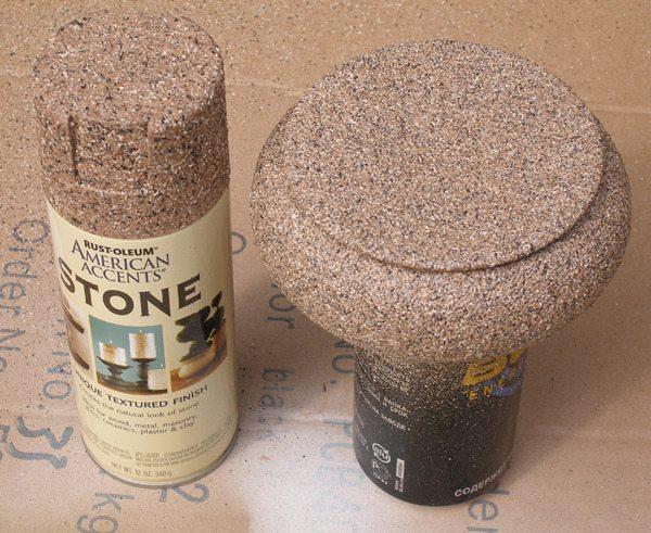 Краситель для искусственного камня своими руками